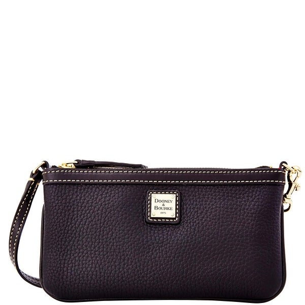 Dooney & Bourke Pebble Grain Large Slim Wristlet (Introduced by Dooney & Bourke at $88 in Oct 2014)