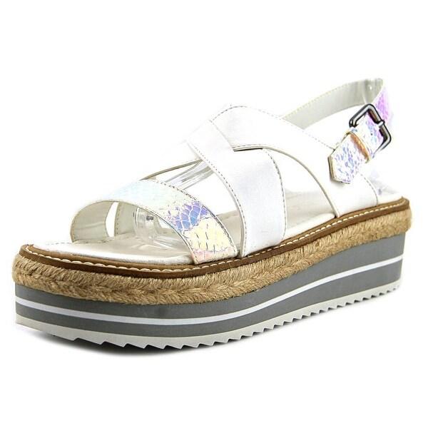 Sixtyseven 77920 Women White Sandals