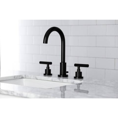 Manhattan 8 in. Widespread Bathroom Faucet