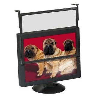 """3M EF200XLB 3M EF200XLB Black Framed Anti-Glare Filter Black - 18"""", 18""""CRT, LCD Monitor"""