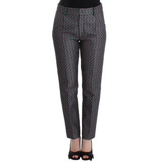 CO TE CO TE Multicolor straight fit boyfriend pants - it44-l