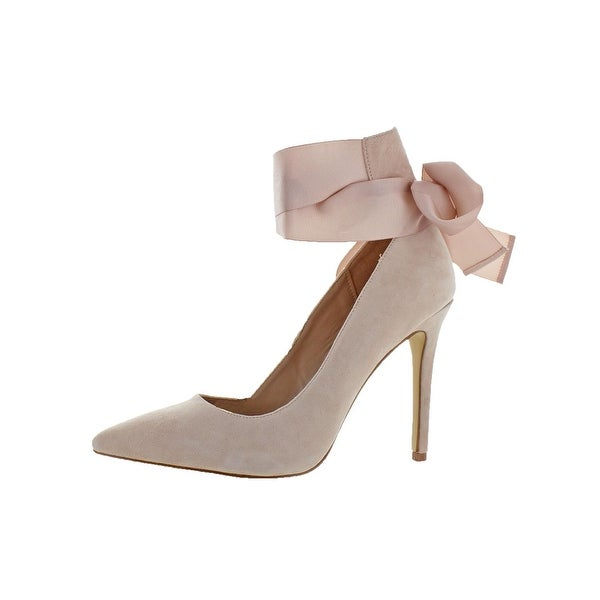 c427274e0ce Shop Steve Madden Womens Layna Pointed Toe Heels Padded Insole ...