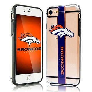 Forever Collectibles NFL Hydro Clear 3D Print Phone Case For iPhone 7 / iPhone 8