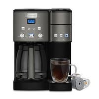 Cuisinart SS-15 Coffee Center™ 12 Cup Coffeemaker And Single-Serve Brewer, Black