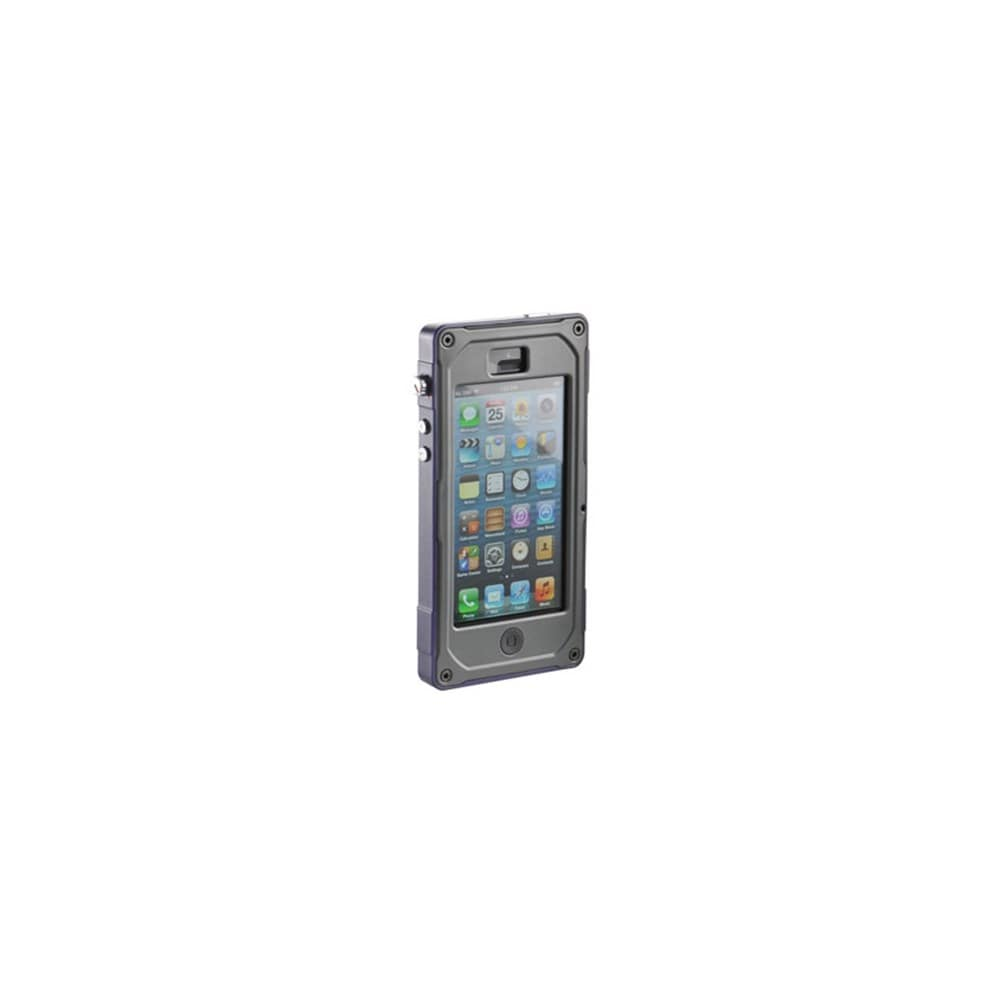 online store 6e3a5 c7b39 Pelican Pro Gear Vault Series Rugged Case for iPhone 5 Purple New
