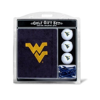 West Virginia University Embroidered Towel Gift Set