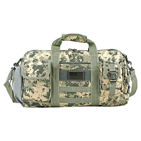 eeea2981085a Shop The Tactical Duffle Bag (Small) - Digital Camo - Free Shipping On  Orders Over  45 - Overstock - 25521775