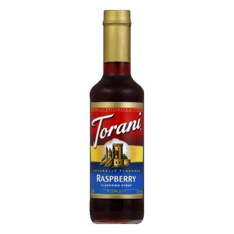 Torani Syrup Raspberry, 12.7 FO (Pack of 4)