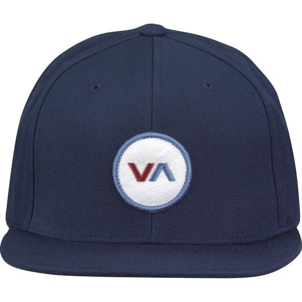 RVCA Va Patch Snapback Hat