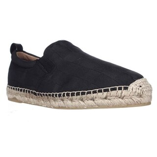 MARC Marc Jacobs M9000033 Checkerboard Espadrilles - Black