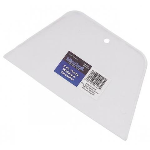 """Mintcraft 38800 Plastic Wallpaper Smoother, 8"""""""