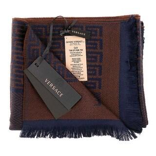 Versace IT00642 100% Wool Mens Scarf