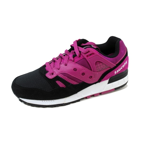 Saucony Men's Grid SD Berry/BlackS70224-4