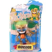 Tikimon Series 1 Monsoon Action Figure - multi