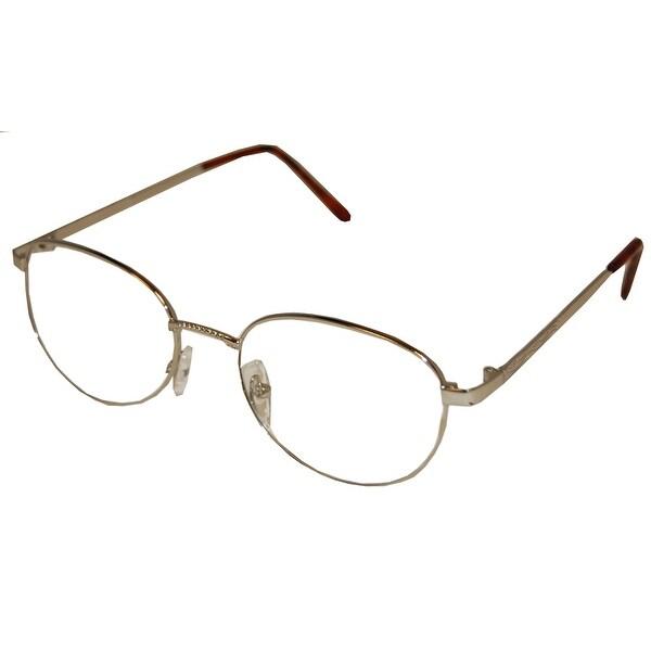 Costume Glasses - Gold