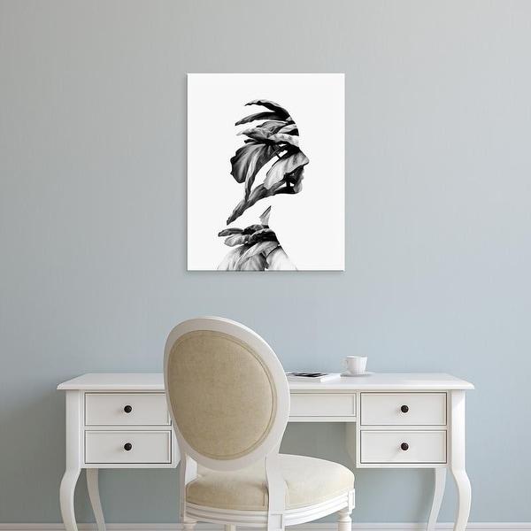 Easy Art Prints Andreas Lie's 'Flourish' Premium Canvas Art