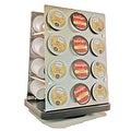 Palais Dinnerware K-cup Modern Revolving Carousel Tower for Keurig K-cup Coffee Pods - Holds 24 Cups - Thumbnail 0