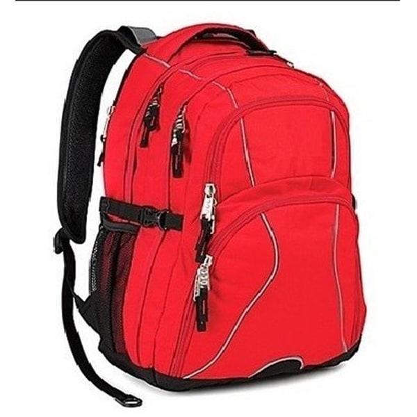 96c1040d4 Shop Bullet Blocker NIJ IIIA Bulletproof Everyday Backpack - Red ...