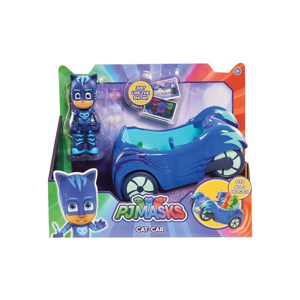 PJ Masks Vehicle Catboy with Cat-Car - multi