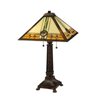 26.5 Inch H Carlsbad Mission Table Lamp