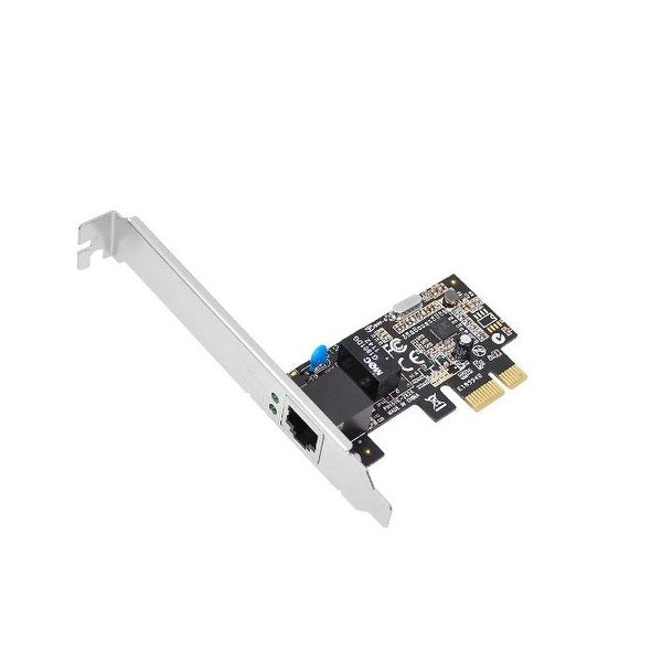 Siig Dual Profile Gigalan Pcie Adapter Cn-Gp1021-S3