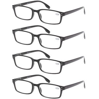 Link to Eyekepper Reading Glasses 4 Pack Spring Hinge Comfort Readers Similar Items in Eyeglasses