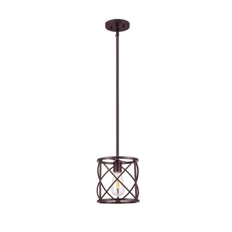 Cedar Hill 1-light Lantern Cylinder pandant