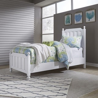 Link to Copper Grove Marten White Twin Panel Bed Similar Items in Kids' & Toddler Furniture