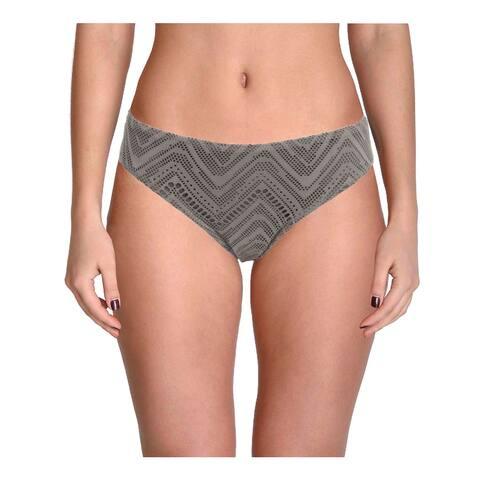 Leilani Womens Crochet Hipster Swim Bottom Separates