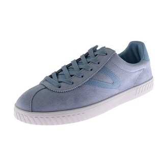 Tretorn Womens Camden 3 Fashion Sneakers Suede Casual