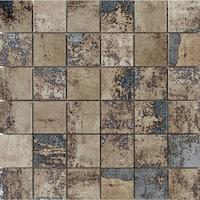 "Emser Tile F32CHEM-1212MO2 Chemistry - 2"" x 2"" Square Mosaic Multi-Surface Tile"