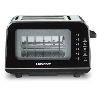 Cuisinart Glass 2-Slice Toaster CPT-3000 Toaster
