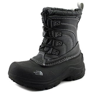 The North Face Alpenglow Lace Waterproof Snow Boots - 4 m us big kid