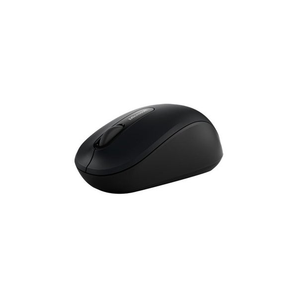 Microsoft PN7-00001 Microsoft Bluetooth Mobile Mouse 3600 - BlueTrack - Wireless - Bluetooth - Black - 1000 dpi - Computer -