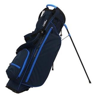 Air light SC stand bag Navy/Blue
