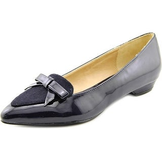 Ann Marino by Bettye Muller Sublime Pointed Toe Synthetic Flats
