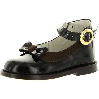 Oxford Girls 62-2292 Made In Italy Beautiful Dress Shoes