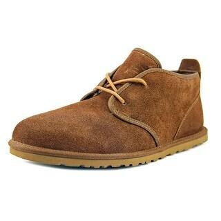 Shop Ugg Australia Maksim Men Round Toe Suede Tan Chukka Boot - Free Shipping Today - Overstock.com - 17519885