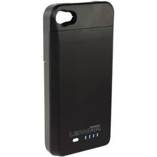 lenmar BC4B External Protective Extended Battery Case for iPhone 4 and iPhone 4s|https://ak1.ostkcdn.com/images/products/is/images/direct/1c88941aec895e4100dcb84167640b07f46d21fc/lenmar-BC4B-External-Protective-Extended-Battery-Case-for-iPhone-4-and-iPhone-4s.jpg?impolicy=medium