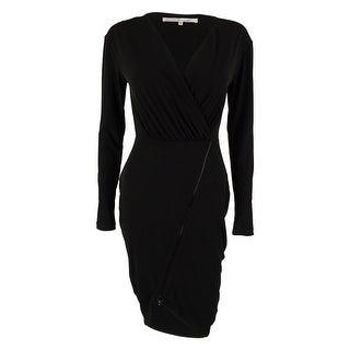 RACHEL Rachel Roy Women's Long Sleeve Asymmetrical Dress (More options available)