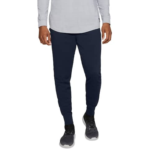 Under Armour Mens Rival Jogger Pants Jersey Fitness