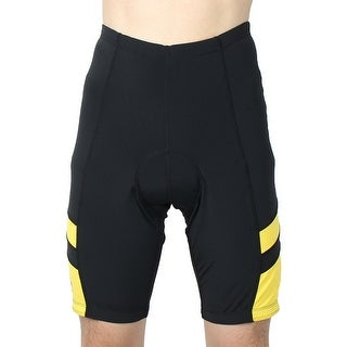 JING TANG Authorized Breathable Underpants Half Pants Cycling Shorts Yellow W30