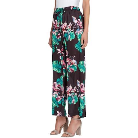 Tahari Womens Tropical Casual Lounge Pants