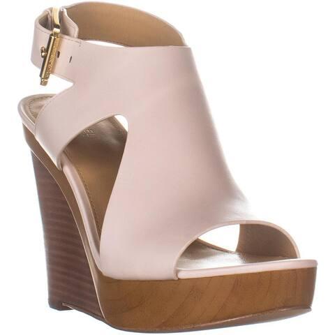 b2053de30c15 MICHAEL Michael Kors Josephine Platform Wedge Sandals
