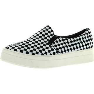 Cape Robbin Adelaide-Yx-1 Women's Casual Slip On Sneaker School Shoes
