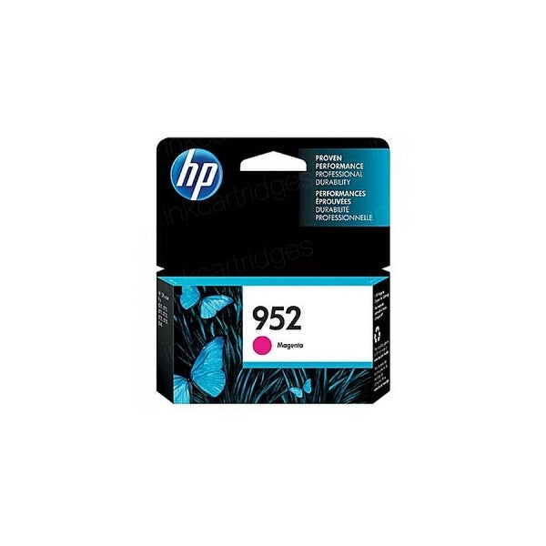HP 952 Yellow Original Ink Cartridge (L0S52AN)(Single Pack)