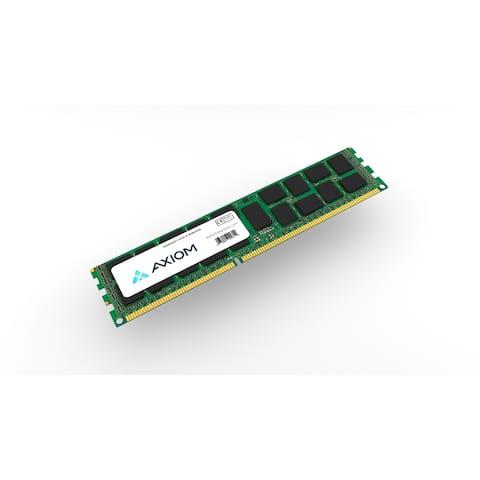 Axion A2626083-AX Axiom 4GB DDR3 SDRAM Memory Module - 4 GB - DDR3 SDRAM - 1333 MHz DDR3-1333/PC3-10600 - ECC - Registered -