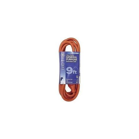 Ge jashep51927 indoor/outdoor extension cord (9 feet)