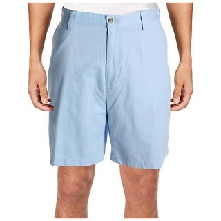 Nautica Mens Deck Short Khaki Shorts Twill Classic Fit