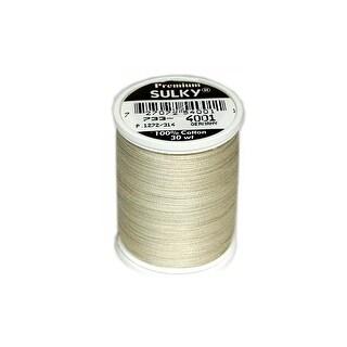733 4001 Sulky Blendables Thread 30wt 500yd Parchment